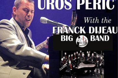Ray Charles Tribute - Uros Peric Orchestra à Talence
