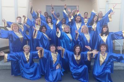 Rayons de joie chorale gospel à Yutz