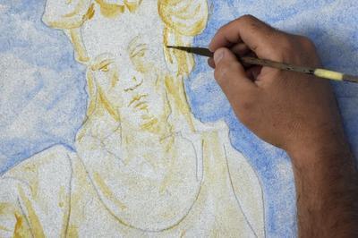 Réalisation D'une Fresque Permanente à Troyes