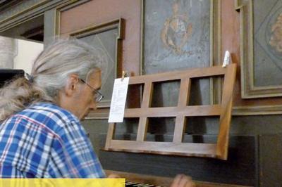 Récital d'orgue à Amilly