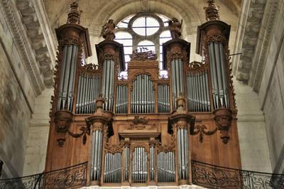 Récital d'Orgue [900e anniversaire de la fondation de l'Abbaye de Trois-Fontaines] à Vitry le Francois