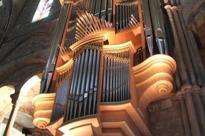 Récital D'orgue « Jean-sébastien Bach : L'héritage » Par Jean-luc Thellin à Reims