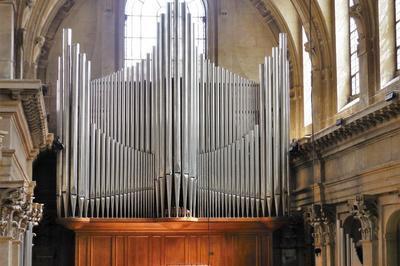Récital D'orgue Par Sarah Kim, Organiste Co-titulaire à L'oratoire à Paris 1er