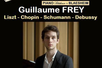 Récital de Piano de Guillaume FREY -