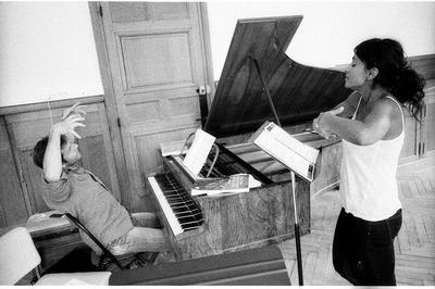 Récital De Romances, Mélodies Et Lieder Autour Des Fleurs Par Magali Léger, Soprano Et Rémy Cardinale, Piano à Paris 9ème