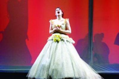 Recital Lyrique Haute Couture à Deauville