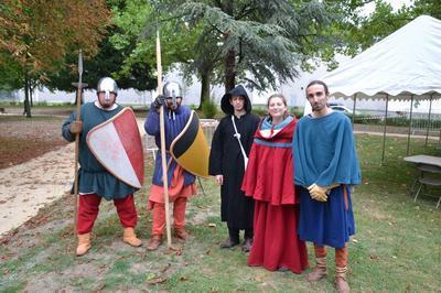 Reconstitution Historique à Reims