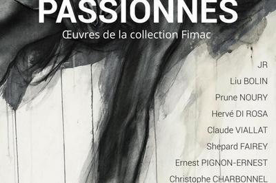 Regards de passionnés - Œuvres de la collection fimac à La Tour d'Aigues