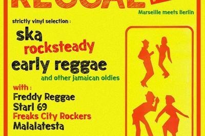 Reggae Fever- Marseille meets Berlin