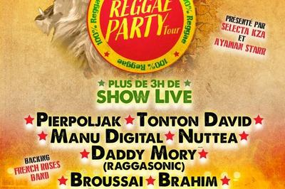 Reggae Party Tour à Montpellier