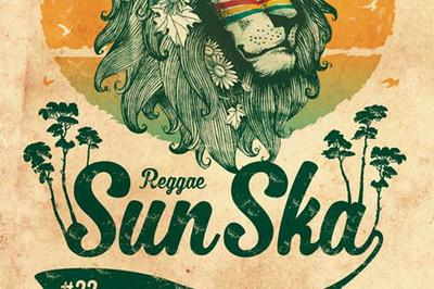 Reggae Sun Ska 22 - Dimanche à Vertheuil