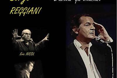 Reggiani, l'acteur qui chantait à Saint Clement de Riviere