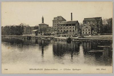 Réinventer les quais de Seine : les Docks de Ris à Athis Mons