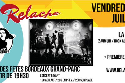 Relache #10 : La Ruda à la Salle des Fêtes du Grand Parc à Bordeaux