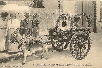 Relais à Chevaux à Clisson