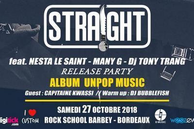 Release Party à Bordeaux