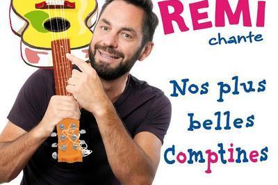 Rémi chante nos plus belles comptines à Dijon