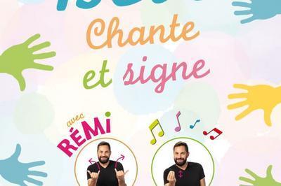 Remi Dans Bebe Chante Et Signe à Grenoble