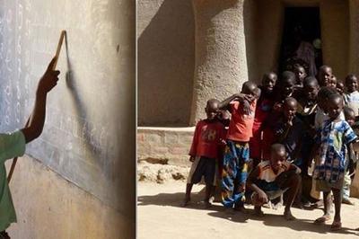 Remise de chèque à l'ONG École pour Tous à Bar le Duc