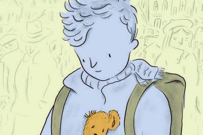 Rencontre Autour De L'ouvrage L'ourson De Fred à Paris 4ème