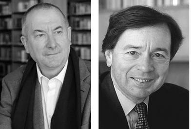 Rencontre avec Joël Cornette et Jean-Noël Jeanneney à Huelgoat