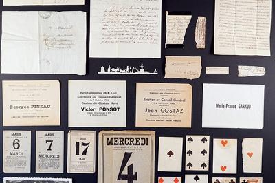 Rencontre Avec L'artiste Autour De L'exposition Bonjour Monsieur Antoine à Chalon sur Saone