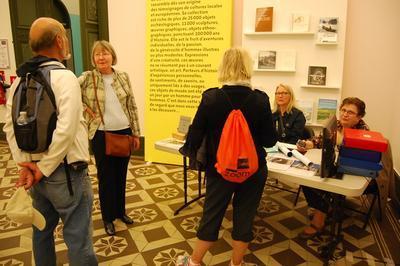Rencontre Avec La Société Des Amis Du Musée Denon à Chalon sur Saone