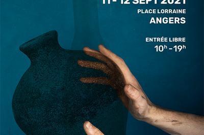 Rencontre avec les céramistes du 49 à Angers