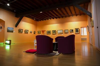 Rencontre Avec Une Professionnelle De La Restauration De Peintures à Saintes