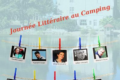 Rencontre littéraire au Château 2018