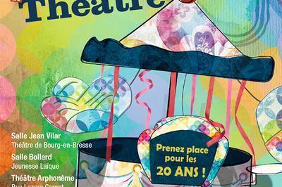 Rencontres des Amateurs de Théâtre à Bourg en Bresse