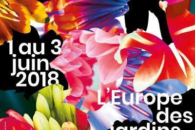 Rendez-vous aux Jardins à Saint Mihiel 2018
