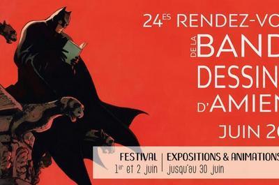 Rendez Vous de la Bande dessinée d'Amiens 2019