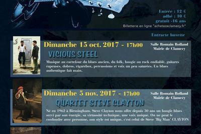 Rendez-vous du blues à Clamecy