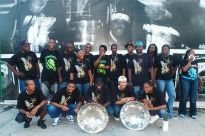 Renegades steel orchestra à Juvisy sur Orge