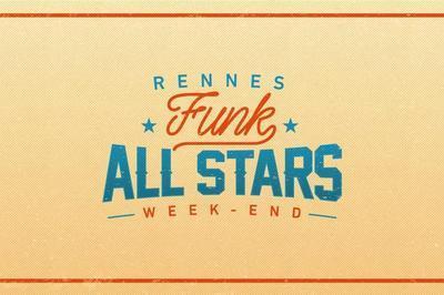 Rennes Funk All Stars / DJ Freshhh & DJ Boogaloo w/ Pharoah