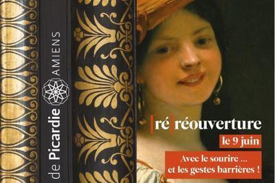 Réouverture du Musée de Picardie ! à Amiens