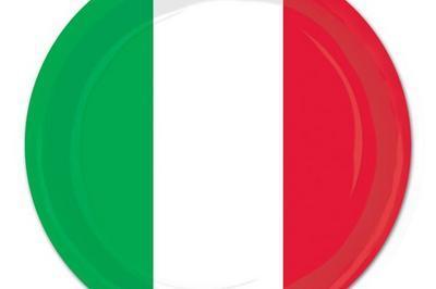 Repas Italien à Brignoles
