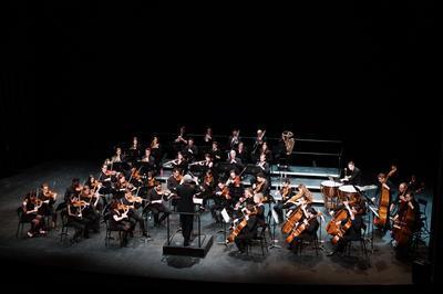 Répétition Ouverte De L'orchestre Symphonique De L'université Paris Nanterre