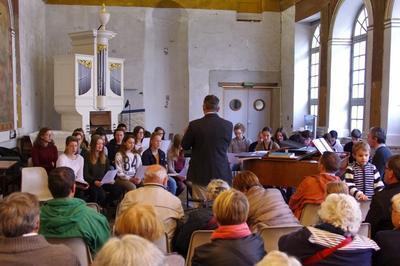 Répétition Publique De La Maîtrise De Sainte-anne-d'auray à Auray