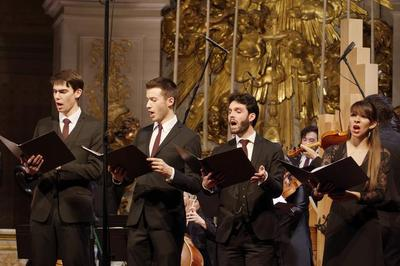 Répétition Publique De La Maîtrise Du Centre De Musique Baroque De Versailles