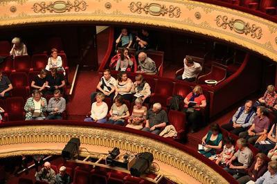 Répétition publique : opéra La Bohème à Metz