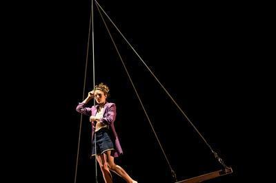 Répétitions Du Spectacle De Cirque A Nos Vertiges à Cavaillon