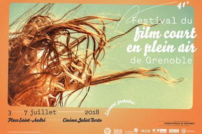 Reprise De La Programmation Jeune Public Du Festival Du Film Court En Plein Air De Grenoble.