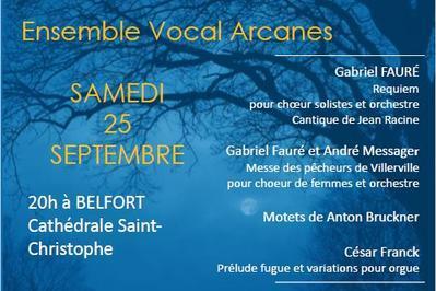 Requiem de Fauré à Belfort