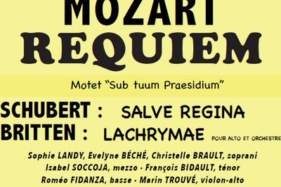 Requiem de Mozart à Le Mans