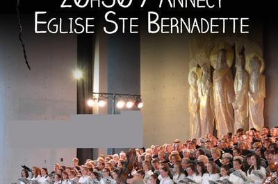 Requiem De Mozart à Annecy