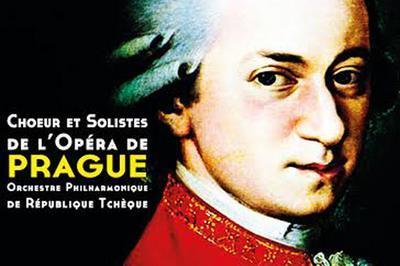 Requiem De Mozart à Vienne