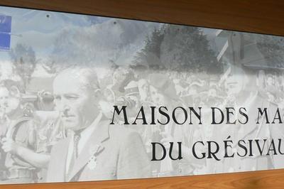 Résistance En Grésivaudan Maquis Et Groupes Francs à Le Touvet