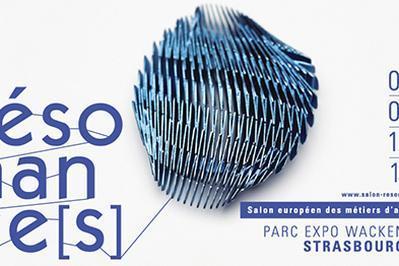 Résonance[s] - salon européen des métiers d'art à Strasbourg